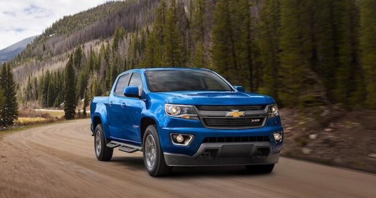 Chevy Colorado Earns Spot on US News' List of Best Diesel Trucks of 2020