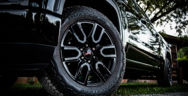 GMC Adds New Black Package to the 2020 Sierra Elevation