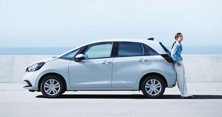 2020 Honda Fit Debuts at Tokyo Motor Show