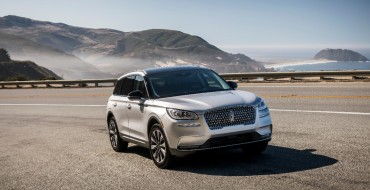 2020 Lincoln Corsair Available in Canada
