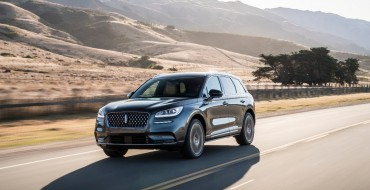 Lincoln Corsair, Aviator Nab 2021 IIHS Top Safety Pick