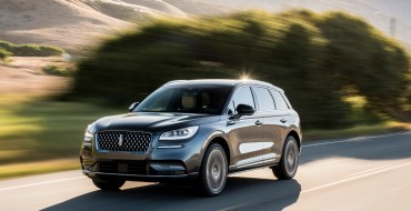 Chart Your Course and Win a 2020 Lincoln Corsair