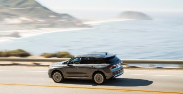Lincoln SUVs Score Best Retail Sales Start in 20 Years