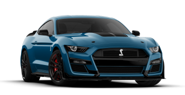 The 2020 Mustang Shelby GT500 Configurator is Here