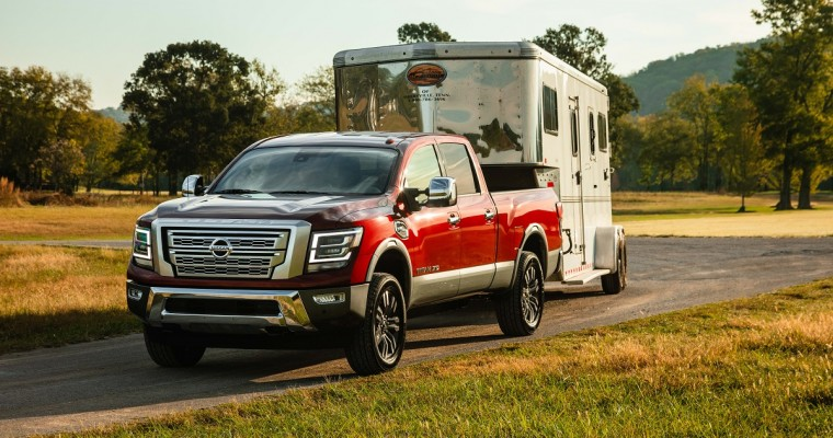 Meet the All-New Nissan TITAN XD
