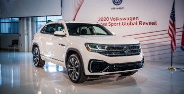 [Photos] Volkswagen Debuts All-New 2020 Atlas Cross Sport