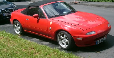 Mazda Debuts the Restoration Parts Program for First-Gen Miatas