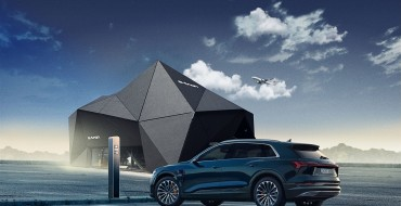Power Your EV for Free at the Audi Charge & Fly Park in Munich