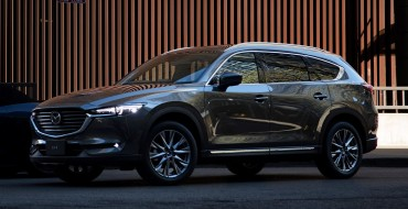 Mazda Updates the CX-8 for Japan