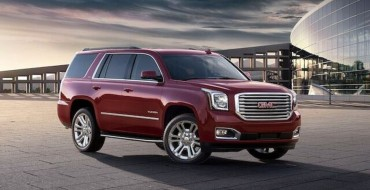 2020 GMC Yukon Overview