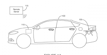 Ford Patents Trunk-Deploying Roadside Assistance Drone