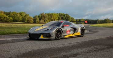 Corvette C8.R to Debut at Rolex 24