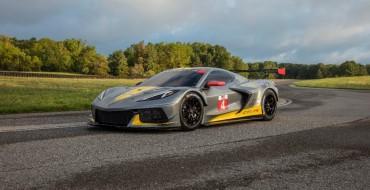 Corvette C8.R to Debut at Rolex 24