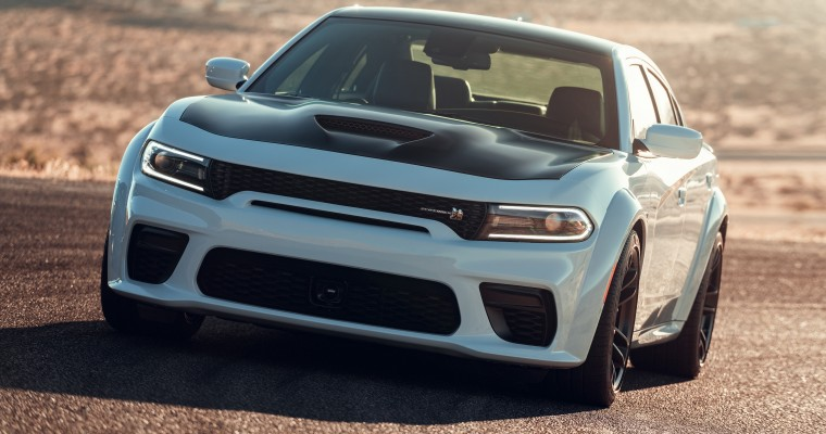 The 2020 Dodge Charger and Charger SRT Hellcat