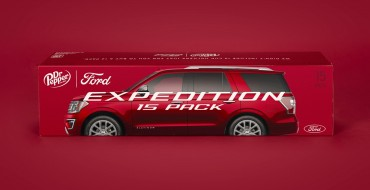 Dr Pepper Made a Limited-Edition Ford Expedition 15-Pack