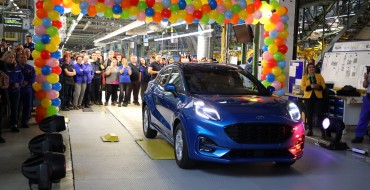 Ford Puma Production Kicks Off in Romania