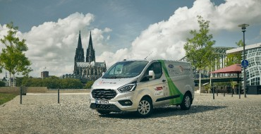 Ford Transit Custom Plug-In Hybrid Trial Moves to Cologne