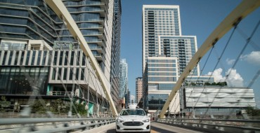 Austin the Latest Market to Test Ford Self-Driving Vehicles