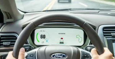 Ford Takes Part in Four Layers Interoperability C-V2X Demo