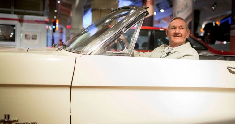 Harry Phillips Reunites with First Mustang Ever Built