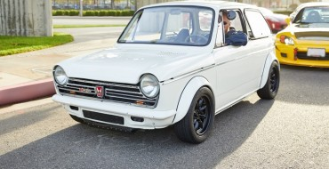 Vintage Honda N600 Wins Super Tuner Legends Series