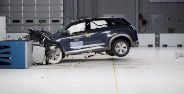 2019 Hyundai Nexo Scores IIHS Top Safety Pick+ Rating