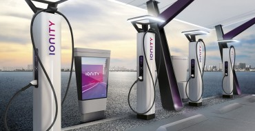 Kia Invests in IONITY High-Power EV Charging Network