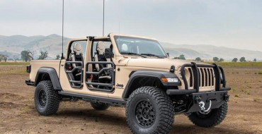 Meet the Jeep Gladiator Extreme Military-Grade Truck