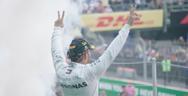 Lewis Hamilton Wins 2019 Mexican GP