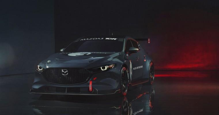 Meet the Mazda3 TCR Race Car