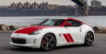 Spy Photos Raise Questions About New Nissan 370Z
