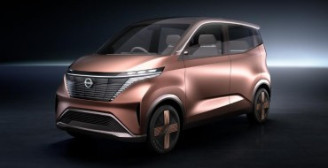 2019 Tokyo Motor Show Will Include 14 Nissan Models