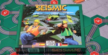 Review: Seismic Asphalt & Paving Co. Makes Road Construction a Game