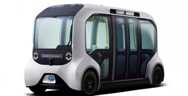 Toyota e-Palette to Provide Autonomous Transportation for Olympic Athletes