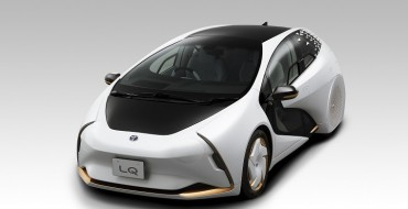 Toyota Unveils New AI-Powered Concept Car