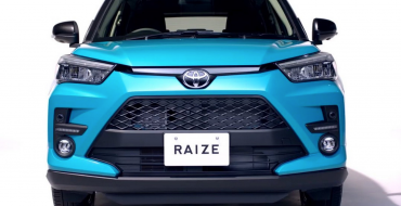 Toyota Raize Leaked On The Internet, Because Of Course