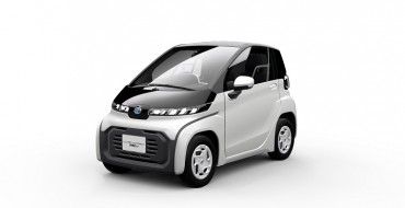 Meet Toyota's Tiny Electric City Car