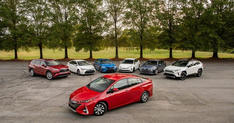 Toyota's Hybrid Battery Warranty is Getting Even Better