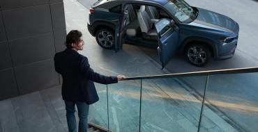 Mazda MX-30 and CX-30 Win Red Dot Design Awards