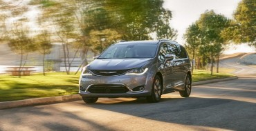 2020 Chrysler Pacifica Overview