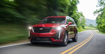 Cadillac XT6 Named to MotorTrend's List of Safest SUVs for 2020