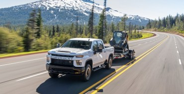 2020 Chevrolet Silverado 2500HD Overview