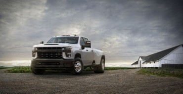 2020 Chevrolet Silverado 3500HD Overview