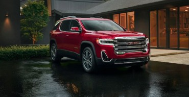 2020 GMC Acadia Overview