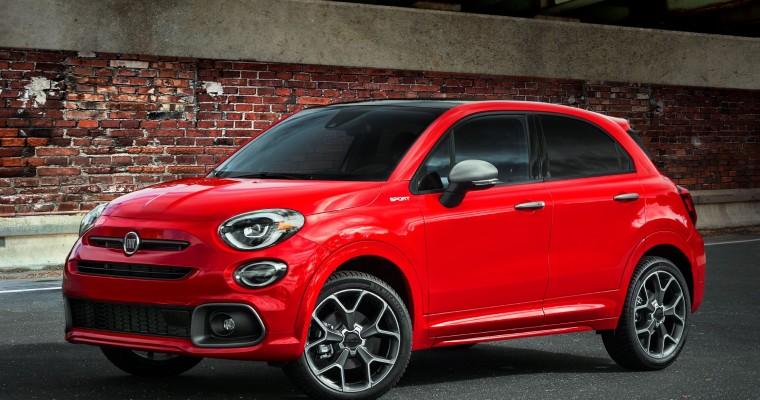 2020 Fiat 500X Sport Debuts at 2019 AutoMobility LA