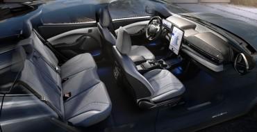 Ford Mustang Mach-E Scores Spot on Wards Best Interiors List
