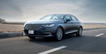 The 2020 Ford Taurus Lives (in the Middle East)