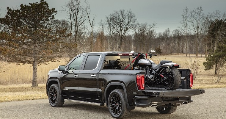 GMC Sierra 1500 and GMC Canyon Earn Spots on US News' List of 2020 Reliable Trucks