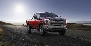2020 GMC Sierra 2500HD Overview