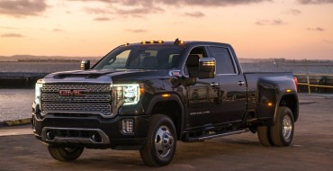 2020 GMC Sierra 3500HD Overview